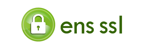 SSLサーバ証明書なら「ens ssl」